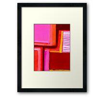 Pastel Painting 13 Framed Print