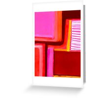 Pastel Painting 13 Greeting Card