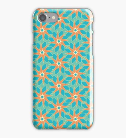 Tropical Florals iPhone Case/Skin