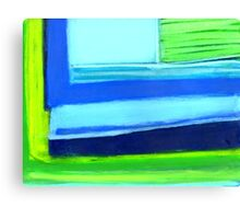 Pastel Painting 14 Canvas Print