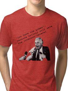 Gough Whitlam Tri-blend T-Shirt