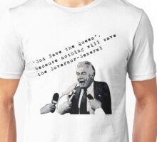 Gough Whitlam Unisex T-Shirt