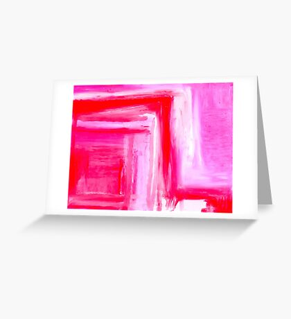 Pastel Painting 15 Greeting Card