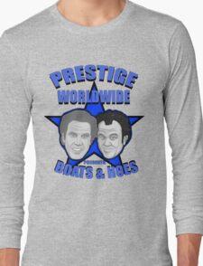 Prestige worldwide presents boats & hoes Long Sleeve T-Shirt