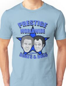 Prestige worldwide presents boats & hoes Unisex T-Shirt