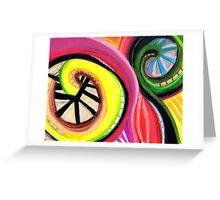 Pastel Painting 16 Greeting Card