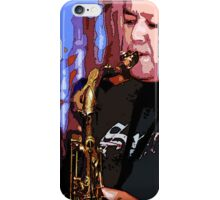 Great Ray on the Horn iPhone Case/Skin