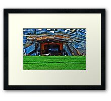 Chicago 11 Framed Print