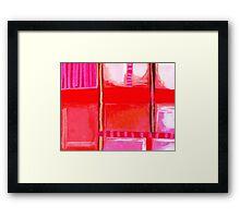 Pastel Painting 17 Framed Print