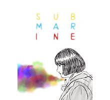 Submarine movie  Photographic Print