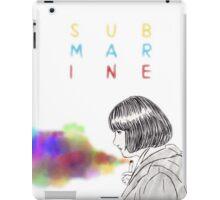 Submarine movie  iPad Case/Skin