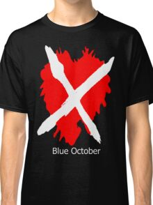 Blue October the Home Tour 2016 2 Classic T-Shirt