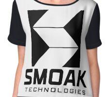 Smoak Technologies - Star City 2046 Chiffon Top
