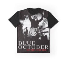 Blue October the Home Tour 2016 3 Graphic T-Shirt