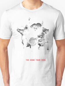 Blue October the Home Tour 2016 3 Unisex T-Shirt