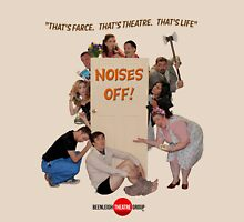 BTG Noises Off cast shirt Unisex T-Shirt