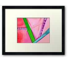 Pastel Painting 18 Framed Print