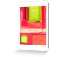 Pastel Painting 19 Greeting Card