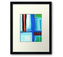 Pastel Painting 20 Framed Print