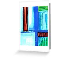 Pastel Painting 20 Greeting Card