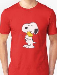 hug Peanuts Snoopy T-Shirt