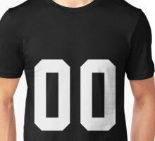 Team Jersey 00 T-shirt / Football, Soccer, Baseball Unisex T-Shirt