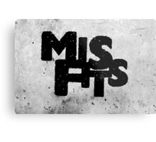 Misfits tv show Metal Print