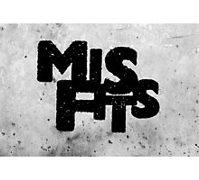 Misfits tv show Photographic Print