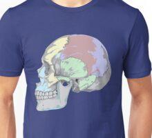 COLORFUL SKULL (POP ART STYLE) Unisex T-Shirt