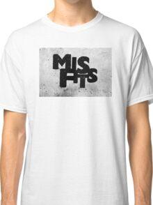 Misfits tv show Classic T-Shirt