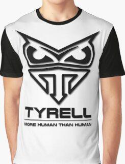 Blade Runner - Tyrell Corporation Logo Graphic T-Shirt