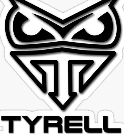 Blade Runner - Tyrell Corporation Logo Sticker