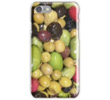 olives from the market iPhone Case/Skin