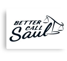 Better Call Saul TV show Canvas Print