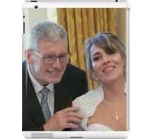 MARRIAGE IS STILL FASHIONABLE iPad Case/Skin