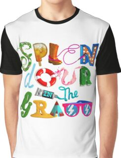 Splendour in the Grass  Graphic T-Shirt