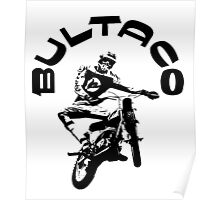 BULTACO Poster