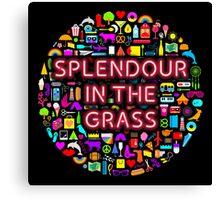 Splendor In The Grass 2016 Canvas Print