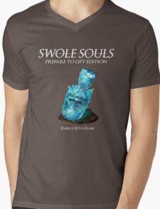Swole Souls - Prepare to Lift Mens V-Neck T-Shirt