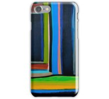 Line Series 1 iPhone Case/Skin