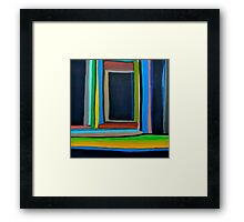 Line Series 1 Framed Print