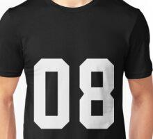 Team Jersey 08 T-shirt / Football, Soccer, Baseball Unisex T-Shirt