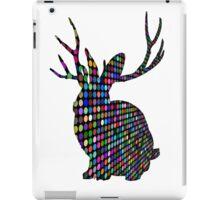 The Spotty Rabbit iPad Case/Skin