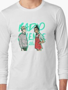 Aled and Frances Long Sleeve T-Shirt