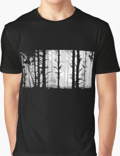 Deep In the Forest Graphic T-Shirt