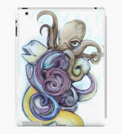 oceanico world iPad Case/Skin