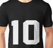 Team Jersey 10 T-shirt / Football, Soccer, Baseball Unisex T-Shirt