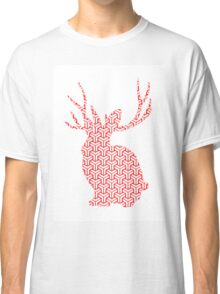The Pattern Rabbit Classic T-Shirt