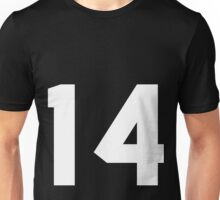 Team Jersey 14 T-shirt / Football, Soccer, Baseball Unisex T-Shirt
