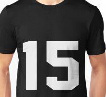 Team Jersey 15 T-shirt / Football, Soccer, Baseball Unisex T-Shirt
